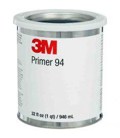 3M Primer 94 pour Bandes Adhésives - Pot de 946ml