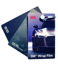 3M Wrap Film kleurenwaaier