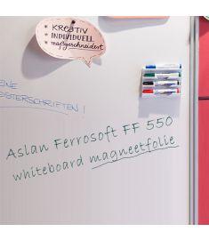 Aslan FF 550 Film Magnétique Pour Tableaux Blancs
