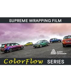 Avery Supreme Wrapping Film Couleur Flow Satin