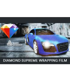 Avery Supreme Wrapping Film Diamant