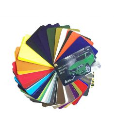 Avery Supreme Wrapping Film Gamme De Couleurs
