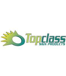 Topclass Sign Produits Série Effet Dépoli Et Sablé Largeur 61cm