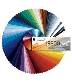 MaCal 9800 Gamme de couleurs