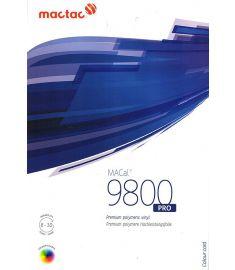 MacTac 9800 Noir-Blanc 123cm