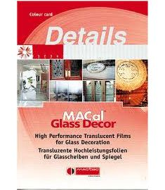 MacTac 798 Glass Decor Largeur 123cm