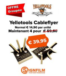 Offre groupée Cableflyer