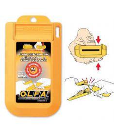 Boîte Pour Lames Usagées – Olfa DC-4