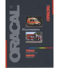 Oracal 6510 Fluorescent 126cm