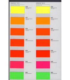 Oracal 7510 Fluorescent 126cm