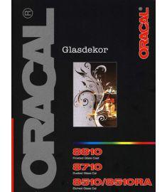 Oracal 8510 Série Etched Glass Cal Largeur 126cm