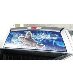 Orajet 3675 Window Graphics Film Largeur 152cm
