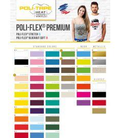 Poli-Flex Premium Métallisé