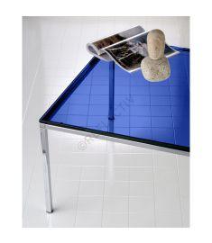 Reflectiv 60685 Bleu Océan Largeur 152cm