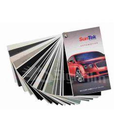 Échantillon De Films Solaires Automobiles SunTek