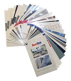 SunTek Films Pour Fenêtre Verre Plat Catalogue D`Échantillons