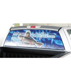 Orajet 3675 Window Graphics Film Largeur 137cm