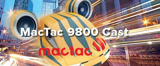 Mactac MACal 9800 Cast