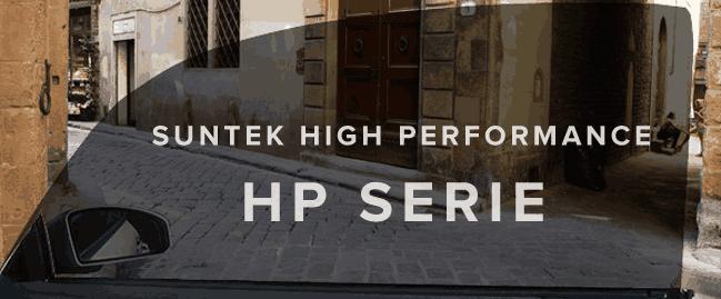 SunTek HP Film Solaire pour vitrage automobile